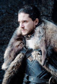 — gameofthronesdaily: ♕ Jon Snow in Game of...
