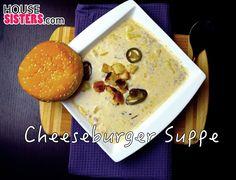Cheeseburger Suppe
