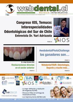 """Revisa """"webdental.cl Boletin Informativo N° 49""""... Todas las Ediciones en: webdental.cl/boletin"""