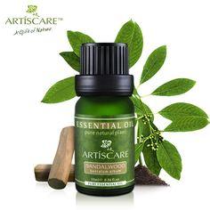 100% Natural Sandalwood Pure Essential Oil 10ml Face Moisturizer
