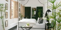 """Dar Seven, Marrakech, Morocco  """"hip hide-aways"""" Aspirational places to stay"""