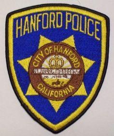 Hanford California Police
