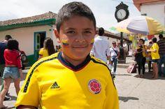 Fuerza Tricolor in #Colombia