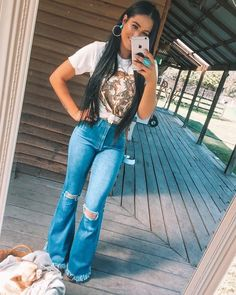 Cowgirl Style Outfits, Western Outfits Women, Country Style Outfits, Southern Outfits, Rodeo Outfits, Cute Casual Outfits, Country Western Outfits, Cow Girl Outfits, Southern Girl Style