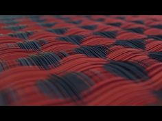 Create Nike Flyweave using X Particles in Cinema 4D - YouTube