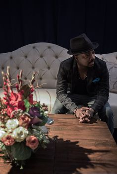 anthony hamilton R&b Soul Music, My Music, Anthony Hamilton, New R, Neo Soul, Film Director, Kinds Of Music, Screenwriting, Black Love