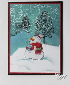 Mijn Droomkaartenhuis: Christmas Cards, Kerstkaarten