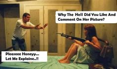 Always logout of your social media account.  #Facebook   #GeekHumor   #Funny  #LOL   #SocialMedia