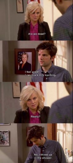 Parks and Recreation oh god I love this show Best Tv Shows, Best Shows Ever, Movies And Tv Shows, Parks And Rec Memes, Parks And Recreation Ben, Parcs And Rec, Minions, Parks Department, Tv Quotes