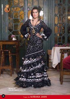 Flamenco Dresses - Gypsy Dresses - Flamenco Fashion