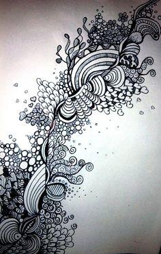 Oh, how I love Sharpie art!!