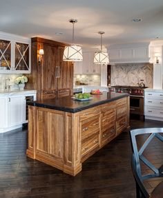 Whole Home Remodel - traditional - kitchen - chicago - Airoom Architects-Builders-Remodelers