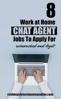 Big list of work from home chat agent jobs you can apply for. These are not open all of the time, but you can keep tabs on them for when they are. #workfromhome #workathome #chatjobs