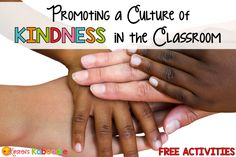 Are you a teacher who wants to promote compassion and kindness in the classroom? If you want free activities and resources to support your students in becoming more kind individuals, check out all these free resources available to teachers!