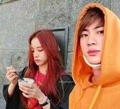 Hoseok Bts, Bts Bangtan Boy, Seokjin, Swag Couples, Kpop Couples, Kitana Cosplay, Just Add Magic, Bts Girl, Blackpink Photos