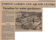 Look what one of our customers brought in for us. From the Avon Advertiser 22nd March 1989