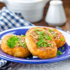 Croquette de coquillettes au poulet fromage