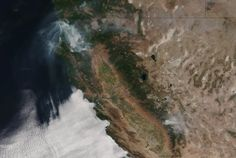 Snapshot: California on Fire | Air & Space Magazine