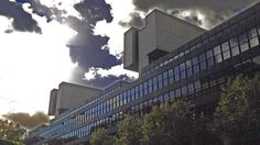 The Institute of Education this morning - venue of TYPO London 2012