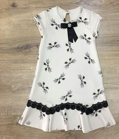 Dresses Kids Girl, Day Dresses, Kids Outfits, Baby Dress Patterns, Carters Baby, Kids Wear, Designer Dresses, Look, Ready To Wear
