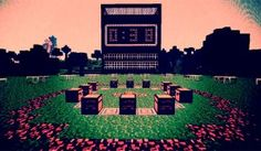 Hunger Games Map para Minecraft 1.5