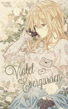 Image uploaded by Louise Camargo. Find images and videos about anime, manga and violet on We Heart It - the app to get lost in what you love. Anime Art Girl, Manga Art, Anime Manga, Anime Girls, Violet Evergreen, Violet Evergarden Anime, Violet Garden, Shingeki No Bahamut, Kyoto Animation