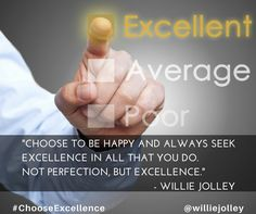 Be excellence...not perfect! #DailyMotivation #Excellence #LifeGoals #ASetbackIsASetupForAComeback #WordsToLiveBy #PersonalDevelopment