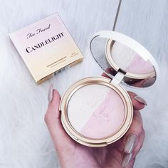 """@toofaced Candlelight highlighter """""""
