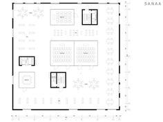 Kazuyo Sejima + Ryue Nishizawa / SANAA — Zollverein School of Management and Design