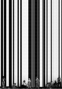 Bar-Code. pinned with Bazaart