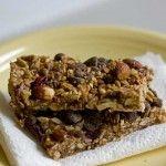 No-Bake Granola Bars @Lauren Grayson  made with granola
