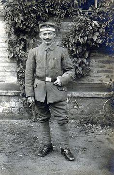 2. Landsturm-Infanterie-Bataillon 'Saarlouis' (XVI. 7) / Verwundetenabzeichen | by ✠ drakegoodman ✠