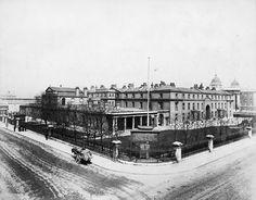 Dreadnought Seamen's Hospital in Greenwich, c1900