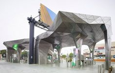 Helios House (Gas Station) - Los Angeles, California