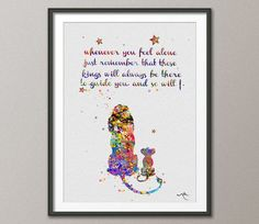 The Lion King inspired Mufasa and Simba Quote 2 by CocoMilla