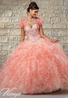 Quinceanera Dresses – Vizcaya Gown Dress Style 89024
