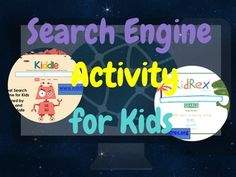 Investigate three safesearch search engines kiddle co kidrex org