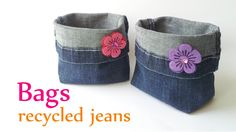Quick DIY Gifts You Can Sew - She Cuts The Leg Off Of An Old Pair Of Jeans And Watch Why! (EASY!) - Best Sewing Projects for Gift Giving and Simple Handmade Presents - Free Patterns and Easy Step by Step Tutorials for Home Decor, Baby, Women, Kids, Men, Girls http://diyjoy.com/quick-diy-gifts-sew