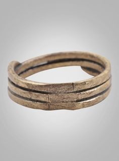 Viking Warriors Mans Ring C.866-1067 A.D. by AncientAdornment