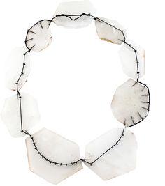 #jewellery #stitch : Bergsteigerkette - Deborah Rudolph