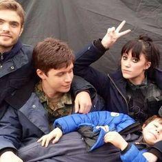 Evan,Ben,Ringer and Sammy