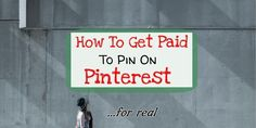 What if YOU could make money pinning on Pinterest? Wouldn't THAT be super cool?! GOOD NEWS: You CAN get paid to pin on Pinterest - Here's How...