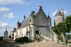 Le Logis royal de Loches