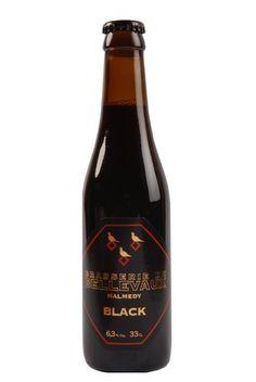 Het Black is een bijzonder bier. Aan de wieg van dit bier ligt namelijk een smaakherinnering. Een herinnering aan een tocht door Yorkshire in de zeventiger jaren van de vorige eeuw. En aan bieren zoals Old Peculiar van brouwerij Theakston.  Samen met Ian Ward, een Engelse brouwmeester, is het Black ontwikkeld met als inspiratie ervaringen van 30 jaar geleden.  Het Ardense bronwater, Belgische mouten, Engelse hop, een wat hoger alcoholgehalte, iets meer koolzuur en op Engelse wijze gebrouwen…