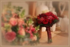 Bruidsboeketje
