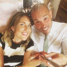 #selfiestick #wedding #lovers