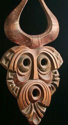 Bulgarian Folk Mask ●彡