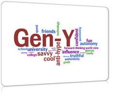 Gen Y banner