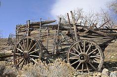 Vintage stagecoach