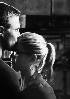 Arrow- Olicity <3